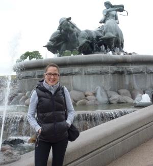 Kreuzfahrtexpertin Tatiana in Kopenhagen