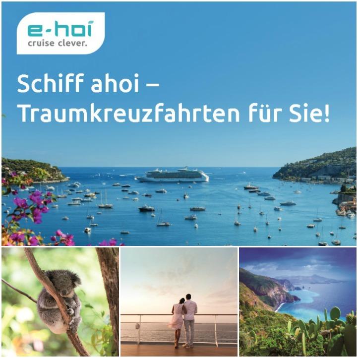 e-hoi aktuell März 2017 - Traumkreuzfahrten für Sie