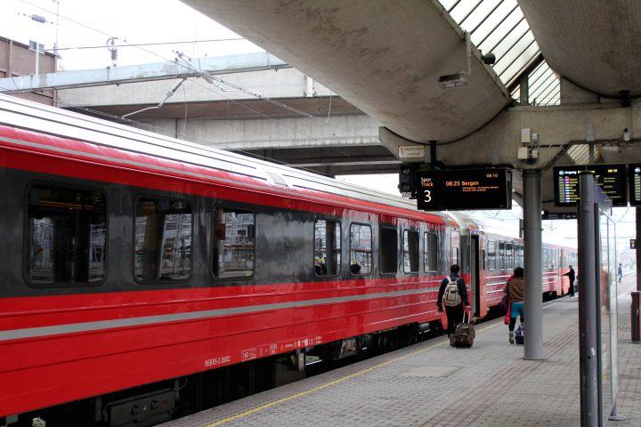 Bergen Bahn