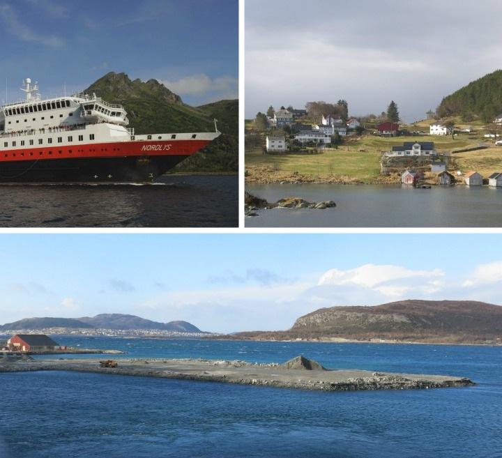 Hurtigruten – MS Nordlys