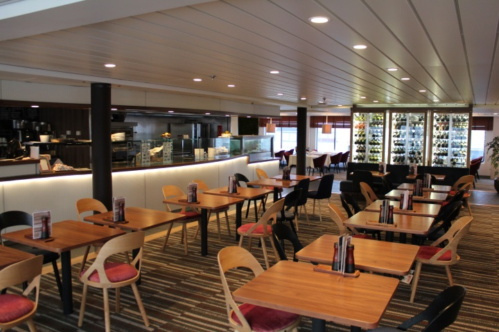 Cafeteria – MS Polarlys