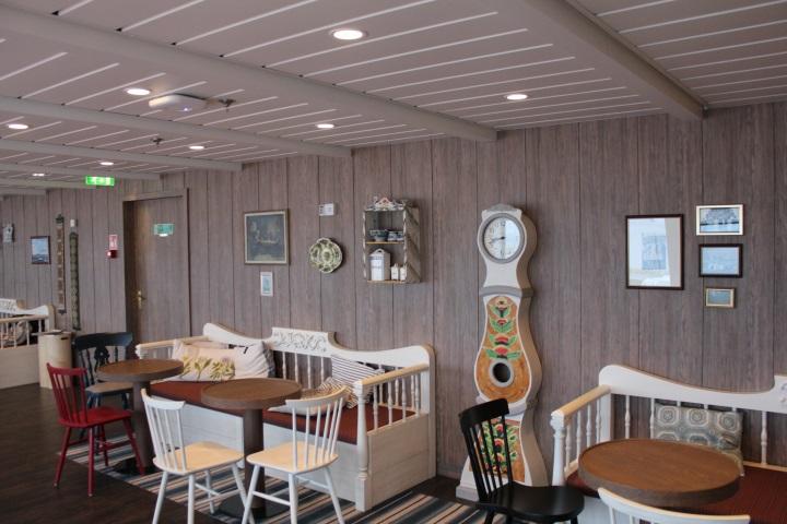 Observation Lounge – MS Polarlys