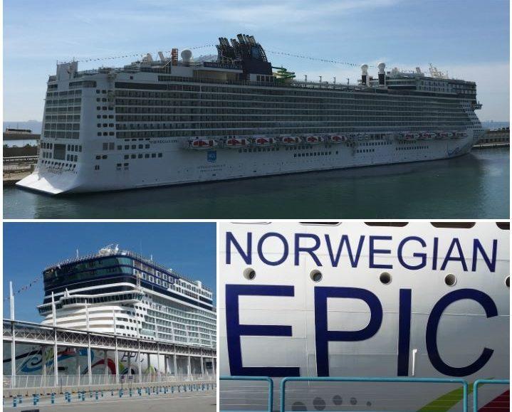 Kreuzfahrtschiff Norwegian Epic