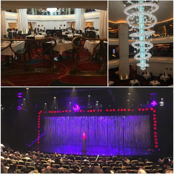 Restaurant The Taste und Theater